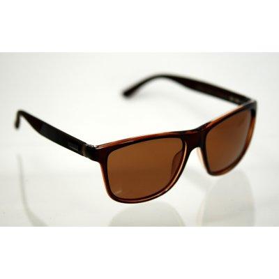 Polarizačné slnečné okuliare Business man Brown