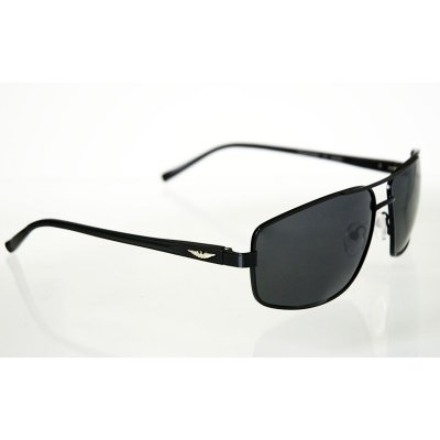 Polarizačné okuliare business hard black