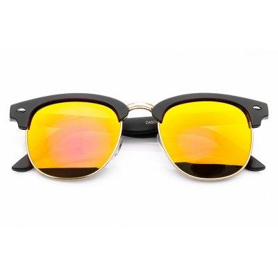 Polarizačné okuliare Clubmaster GOLD