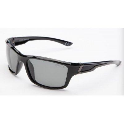 Polarizačné okuliare Draco Badge BLACK