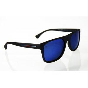 Polarizačné okuliare France Man black BLUE matné