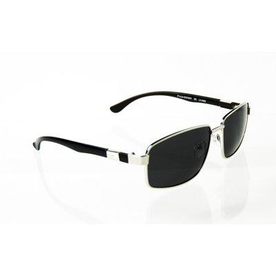 Polarizačné okuliare In Style silver BLACK