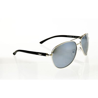 Polarizačné okuliare metal Silverest SILVER