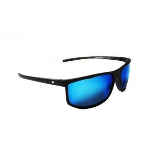 Polarizačné okuliare Modern P style čierne matné BLUE