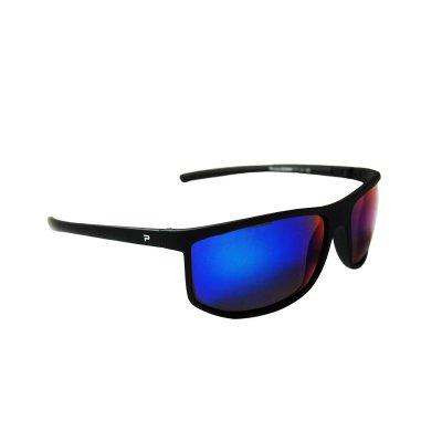 Polarizačné okuliare Modern P style čierne matné BLUE&GREEN