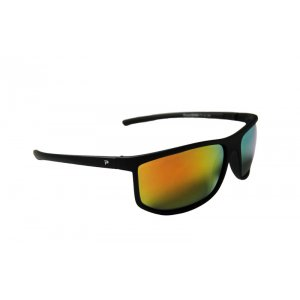 Polarizačné okuliare Modern P style čierne matné GOLD