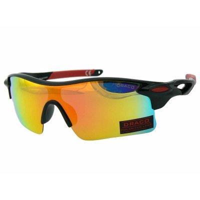 Polarizačné okuliare Modern Sport red GOLD