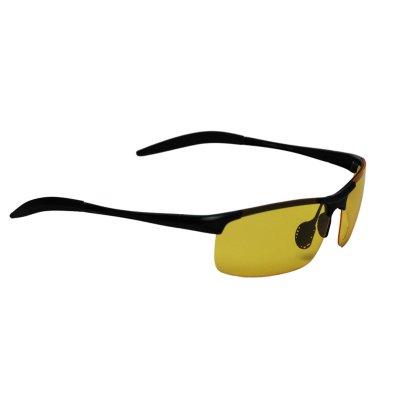 Polarizačné okuliare na šoférovanie New Sport Style black YELLOW
