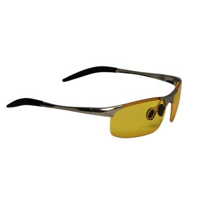 Polarizačné okuliare na šoférovanie New Sport Style silver YELLOW