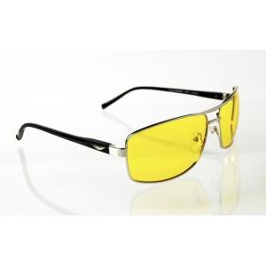Polarizačné okuliare na šoférovanie Special Style silver YELLOW