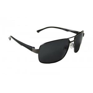 Polarizačné okuliare Polarized gray BLACK