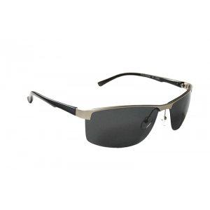 Polarizačné okuliare POLARIZED Silver line BLACK