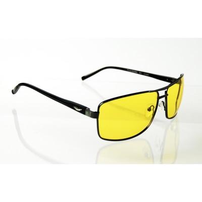 Polarizačné okuliare na šoférovanie Special Style gray YELLOW