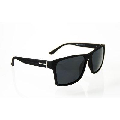 Polarizačné okuliare Take BLACK matné