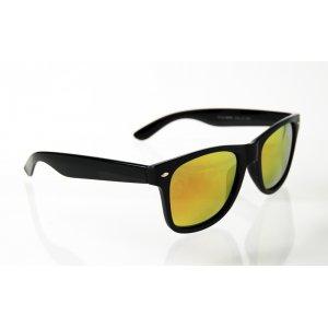 Polarizačné okuliare Wayfarer Black&Orange