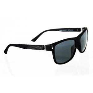 Polarizačné okuliare Wayfarer Carbon BLACK matné