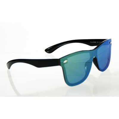 Polarizačné okuliare Wayfarer full glass blue
