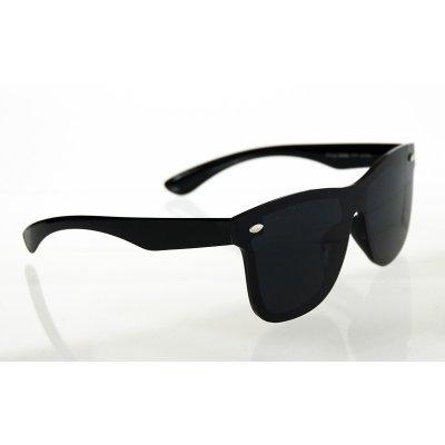 Polarizačné okuliare Wayfarer full glass diming
