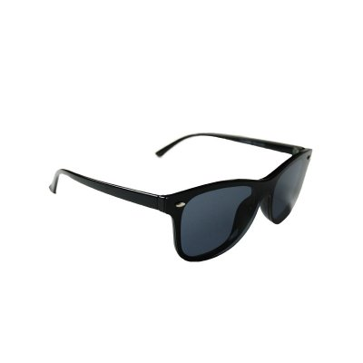 Polarizačné okuliare Wayfarer MODERN transparent BLACK