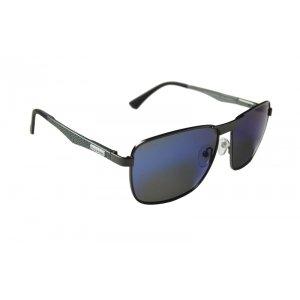 Polarizačné okuliare ZONE Aluminium gray BLUE