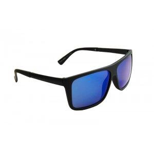 Polarizačné slnečné okuliare Angular Stone black BLUE matné