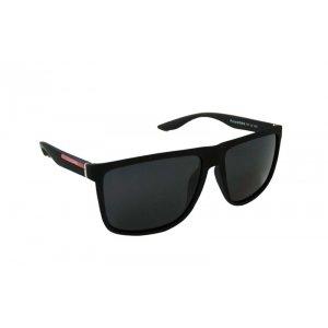 Polarizačné slnečné okuliare Billie Polar Black matné