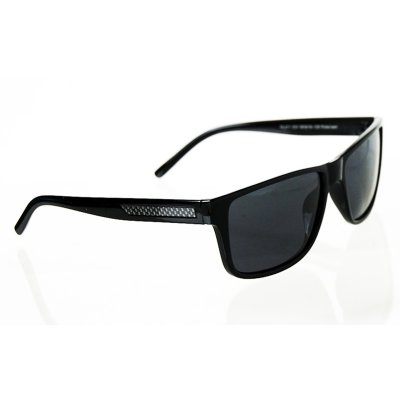 Polarizačné slnečné okuliare Business man BLACK