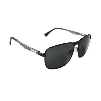 Polarizačné slnečné okuliare Roof Black