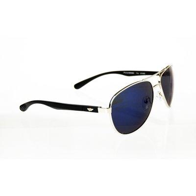 Polarizačné slnečné okuliare silver spiritis BLUE
