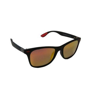 Polarizačné slnečné okuliare Wayfarer Gold matné