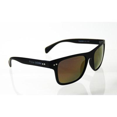 Polarizačné slnečné okuliare Wayfarer Modern GOLD&RED