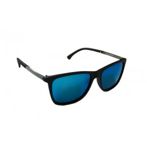 Polarizačné slnečné okuliare Wayfarer Stone Blue matné