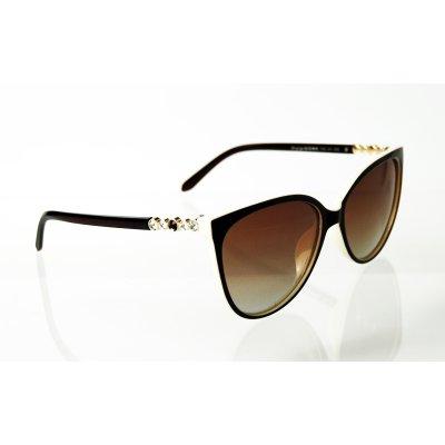 Polarizačné okuliare Light Diamonds Brown