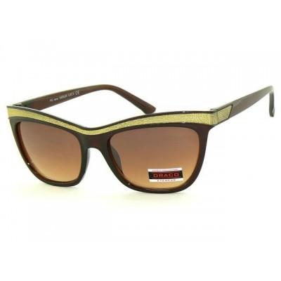 Dámske slnečné okuliare Live Brown