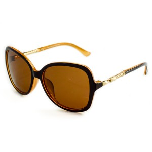 Dámske polarizačné okuliare Exclusive GOLD