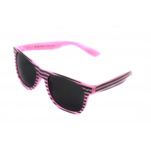 Slnečné okuliare Wayfarer - Pink Line