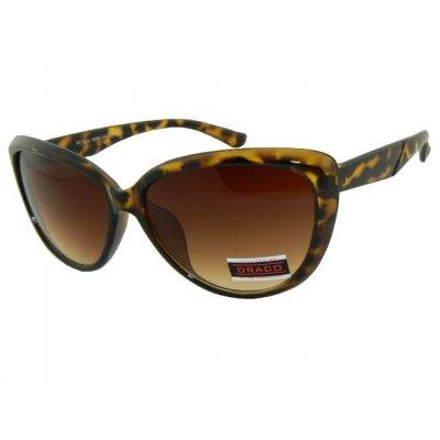 Slnečné okuliare LEOPARD BROWN&YELLOW