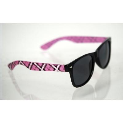 Slnečné okuliare Wayfarer STICK Pink