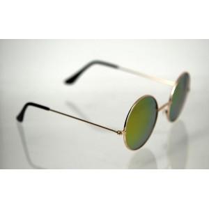 Slnečné okuliare Lenonky NEW GOLD