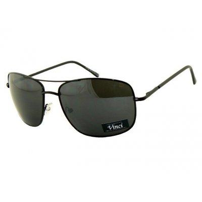 Slnečné okuliare Pilotky Thing Black