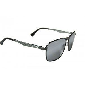 Slnečné okuliare Carbon look Silver