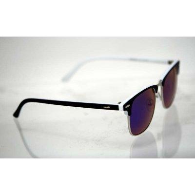 Slnečné okuliare Clubmaster DOUBLE blue&green
