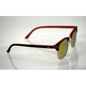 f5d544e89 Slnečné okuliare Clubmaster DOUBLE red&gold