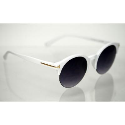 Slnečné okuliare ClubMaster Nice WHITE