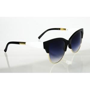 Slnečné okuliare ClubMaster Triple Sash BLACK