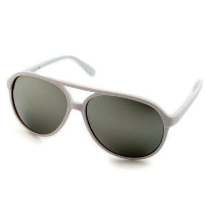 Imidžové slnečné okuliare Ace White