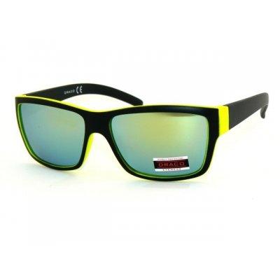 Slnečné okuliare Duo Black&YELLOW