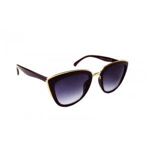 Slnečné okuliare Golden Corners Brown BLACK
