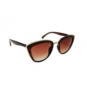 Slnečné okuliare Golden Corners BROWN
