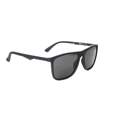 Slnečné okuliare Gray Stripes Blue BLACK